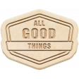 The Good Life - June 2020 Elements - Wood Badge All Good Things