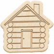 The Good Life - June 2020 Elements - Wood Cabin