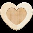 The Good Life - June 2020 Elements - Wood Heart 2