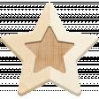 The Good Life - June 2020 Elements - Wood Star 2