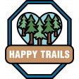 The Good Life - June 2020 Labels & Words - Happy Trails