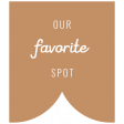 The Good Life - June 2020 Labels & Words - Label Our Favorite Spot