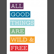 The Good Life - June 2020 Pocket Cards - Card 03 3x4