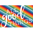 The Good Life - June 2020 Pocket Cards - Card 10 4x6