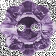 The Good Life: August 2020 Elements Kit - button purple