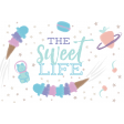 The Good Life: August 2020 Pocket Cards Kit Pocket Card 01 4x6 template