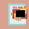 Layout Templates Kit #60 - Layout Template 60b
