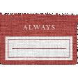 The Good Life: September 2020 Elements Kit word always