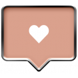 The Good Life: September 2020 Elements Kit word heart