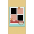Travelers Notebook Layout Templates Kit #12 - Layout Template 12A