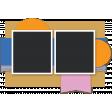 Pocket Cluster Templates Kit #9 - B template