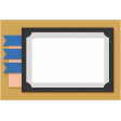 Pocket Cluster Templates Kit #10 - C template