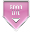 The Good Life - October 2020 Elements -  enamel good life
