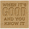 The Good Life - October 2020 Elements -  letterpress good
