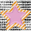 The Good Life - October 2020 Elements -  plastic star 1