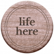The Good Life - October 2020 Elements -  wood life here