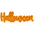 The Good Life - October 2020 Mini Kit -  letterpress halloween