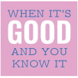 The Good Life - October 2020 Stickers & Tags Kit - good and you know it