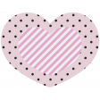 The Good Life - October 2020 Stickers & Tags Kit - heart 5
