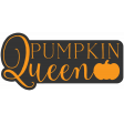 The Good Life - October 2020 Stickers & Tags Kit - pumpkin queen