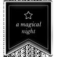 The Good Life - October 2020 Samhain Mini Kit - enamel a magical night