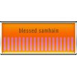 The Good Life - October 2020 Samhain Mini Kit - enamel blessed samhain