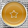 The Good Life - October 2020 Samhain Mini Kit - enamel star