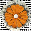 The Good Life - October 2020 Samhain Mini Kit - flower 02