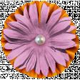 The Good Life - October 2020 Samhain Mini Kit - flower 03