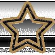 The Good Life - October 2020 Samhain Mini Kit - glitter star 2