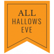 The Good Life - October 2020 Samhain Mini Kit - label all hallows eve