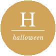 The Good Life - October 2020 Samhain Mini Kit - label hallowen