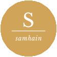 The Good Life - October 2020 Samhain Mini Kit - label samhain