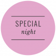 The Good Life - October 2020 Samhain Mini Kit - label special night