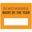 The Good Life - October 2020 Samhain Mini Kit - label wonderful night of the year