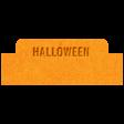 The Good Life - October 2020 Samhain Mini Kit - letterpress halloween 2