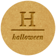 The Good Life - October 2020 Samhain Mini Kit - letterpress halloween