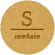The Good Life - October 2020 Samhain Mini Kit - letterpress samhain