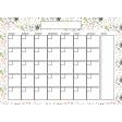 The Good Life - November 2020 Calendars - Calendar 5x7 Blank