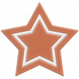 The Good Life: November 2020 Elements Kit - Rubber star red