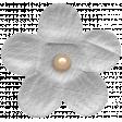 The Good Life: November 2020 Elements Kit - small flower white