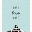 The Good Life - December 2020 Labels - Label Love Love Love