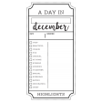 The Good Life - December 2020 Christmas B&W Journal Me - JM 03 TN