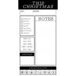 The Good Life - December 2020 Christmas B&W Journal Me - JM 07 TN
