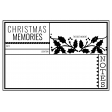 The Good Life - December 2020 Christmas B&W Pocket Cards - JC 01 4x6