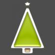 The Good Life: December 2020 Christmas Elements - Enamel Christmas Tree