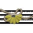 The Good Life: December 2020 Christmas Elements - Folded Flower 01