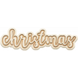 The Good Life: December 2020 Christmas Elements - Christmas Word Art