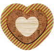 The Good Life: December 2020 Christmas Elements - Heart 01