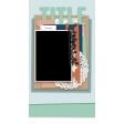 Travelers Notebook Templates Kit #18 - Template 18B